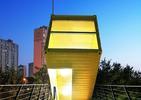 Kontener może stanowić wyróżnik w miejskiej architekturze